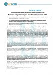 Nota de prensa Congreso Mundial de Hospitals 2020