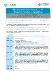Programa VIII Sessió Tècnica en Innovació Dependència