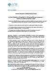 nota premsa repensant el model sanitari català