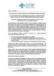 nota premsa II Jornada Associativa de La Unió