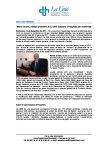 nota premsa Manel Jovells reelegit president de La Unió