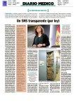Diario Médico Transparència SNS