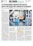 Pagaments concerts mes de gener, a El País