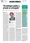 Diario Médico fusión