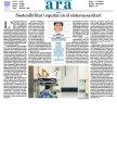 Sostenibilitat i equitat en el sistema sanitari