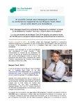Nota de premsa conferència magistral de les Beques Taulí 2014