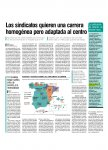 Diario Médico - Los sindicatos quieren una carrera homogénea pero adaptada al centro