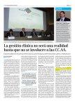 Gaceta Médica - La gestión clínica no será una realidad hasta que no se involucre a las CC.AA.