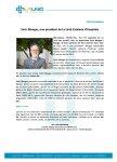 Nota de premsa nomenament Enric Mangas