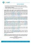 Nota de premsa benchmarking - Català