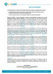 Nota de premsa benchmarking - Castellà
