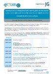 Programa sessió Ingenieros JG, 11 de juliol