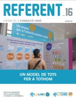 Portada Referent, 2017, número 16