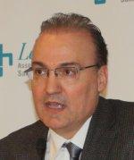 Joan Orrit, vocal-president d'Atenció a la Salut Mental