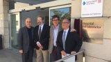 L'Hospital Sant Joan de Déu de Martorell formarà alumnes de Medicina de la UVic-UCC