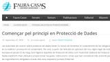 L'ApdCAT ofereix una eina per mantenir i gestionar el Registre d'Activitats de Tractament