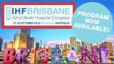 Compte enrere per al WHC 2018, a Brisbane