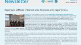 Newsletter sobre la presentació de 'Repensant el Model d'Atenció a les Persones amb Dependència'