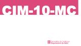 Novetats CIM-10-MC/SCP: Actualització cercador