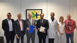 Acord entre Althaia i Avinent per formar als professionals mèdics en matèria d'impressió 3D