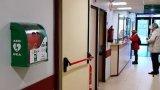 L'Hospital Plató instal·la una desena de desfibril·ladors externs automàtics a les seves instal·lacions
