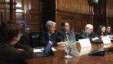 Compareixença al Parlament de Catalunya per a la millora de la qualitat de vida de la gent gran