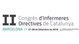 Participació al II Congrés d'Infermeres Directives de Catalunya