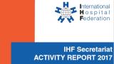 La IHF recull la participació internacional de La Unió a la seva memòria 2017