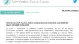 Newsletter Faura-Casas