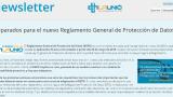 Les newsletters de La Unió sobre el nou RGPD, ja disponibles en castellà