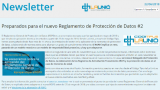 Newsletters de La Unió sobre el nou RGPD en castellà