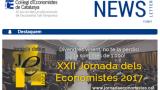 Newsletter del Col·legi d'Economistes de Catalunya