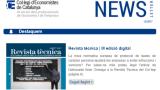 Nova edició de la newsletter del Col·legi d'Economistes de Catalunya