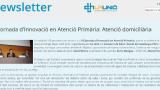 Disponible la newsletter de la VII Jornada d'Innovació en Atenció Primària: Atenció domiciliària