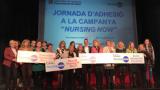 La Unió participa a la primera reunió de Nursing Now Catalunya