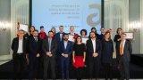 Francesc Puig, reconegut a la 16a edició dels Premis ACRA