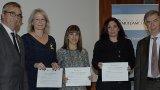 La Fundació Mutuam Conviure entrega els seus Premis de Recerca en geriatria i gerontologia clínica