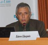 II Jornada Tècnica de Col·laboració Publicoprivada (CPP), Esteve Llargués