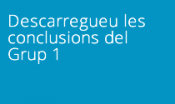 conclusions grup 1 V Jornada Associativa