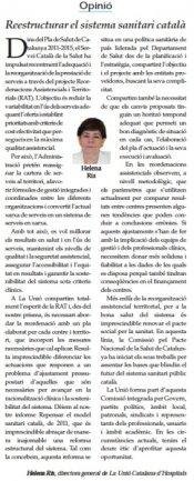 Article Gaceta Médica