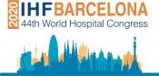 Congrés Mundial d'Hospitals 2020