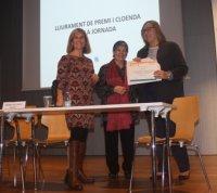 1er. Premi_Jornada Tècnica Innovacions Infermeres