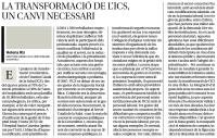 article Helena Ris al Diari de Girona