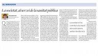 article opinió Diari Tarragona, Helena RIs