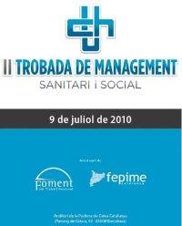 llibre digital II trobada management sanitari i social
