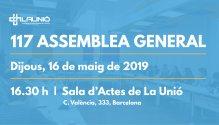 16 de Maig: 117ena Assemblea General de La Unió