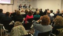 Francesc Iglesies participa a la sessió conjunta dels Consells d'Atenció a la Dependència, Sociosanitària i Salut Mental de La Unió
