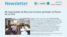 Plenari de Responsables de Recursos Humans