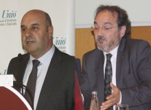 Josep Fusté, Josep Maria Bosch, assemblea maig 2015