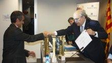 1r premi: Integració de la plataforma de compres en el procés assistencial